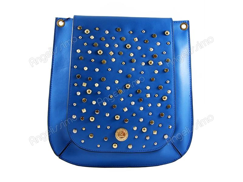 853590b4620e Купить Сумка - планшет синяя. BRimar: Кожа , синий. Кожаные сумки ...